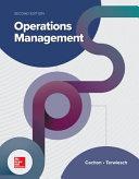 Loose Leaf for Operations Management PDF
