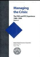 Managing the Crisis PDF