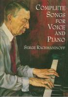 Complete songs for voice and piano PDF