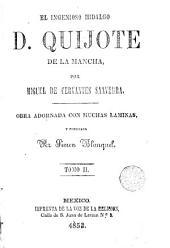 El Ingenioso hidalgo D. Quijote de la Mancha, 2