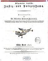 Allgemeine deutsche Justiz  und Policeifama PDF