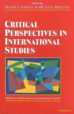 Critical Perspectives in International Studies PDF