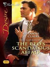 The CEO's Scandalous Affair