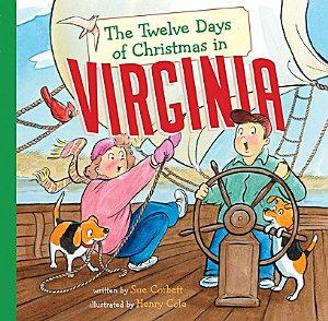 The Twelve Days of Christmas in Virginia PDF