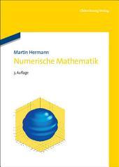 Numerische Mathematik: Ausgabe 3