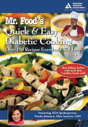Mr  Food s Quick and Easy Diabetic Food Cooking Book