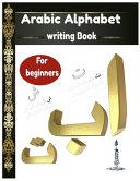 Arabic Alphabet Writing Book For Beginners