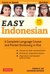 Easy Indonesian Book PDF