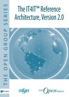 The IT4ITTM reference architecture  Version 2 0 PDF
