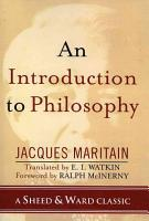 An Introduction to Philosophy PDF