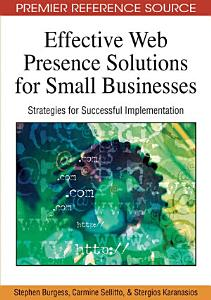 Effective Web Presence Solutions for Small Businesses  Strategies for Successful Implementation PDF