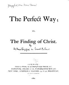 The Perfect Way Book