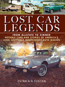 Lost Car Legends