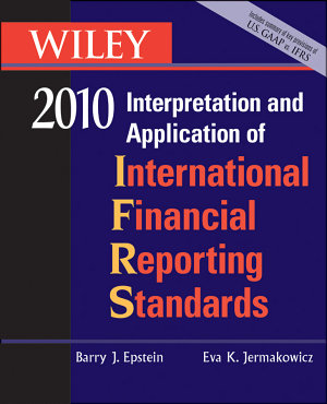WILEY Interpretation and Application of International Financial Reporting Standards 2010 PDF