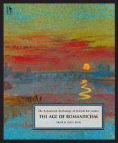 The Broadview Anthology of British Literature Volume 4: The Age of Romanticism - Third Edition: Edition 3