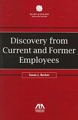 Discovery from Current and Former Employees PDF