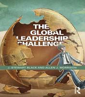 The Global Leadership Challenge PDF