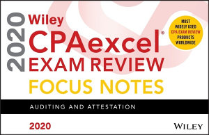 Wiley CPAexcel Exam Review 2020 Focus Notes PDF