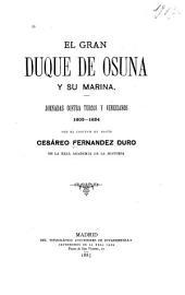 El gran duque de Osuna y su marina: jornadas contra turcos y venecianos, 1602-1624