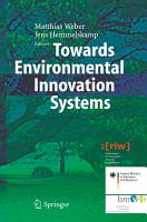 Towards Environmental Innovation Systems PDF