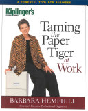 Taming the Paper Tiger at Work