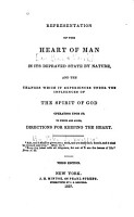 Representation of the Heart of Man in Its Depraved State by Nature PDF