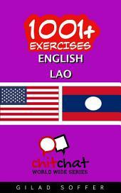 1001+ Exercises English - Lao
