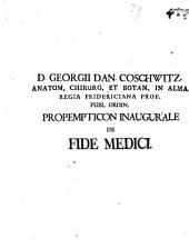 De Fide Medici