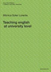 Teaching English at university level