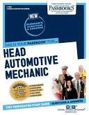 Head Automotive Mechanic (V)