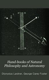 Hand-books of Natural Philosophy and Astronomy: Optics