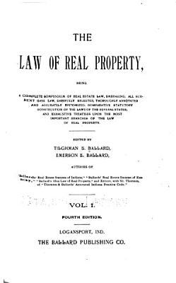 Law of Real Property PDF