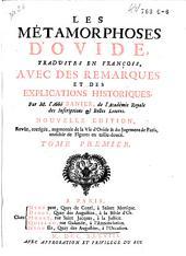 Les met́amorphoses d'Ovide: Volume1