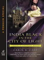 India Black in the City of Light  Novella  PDF