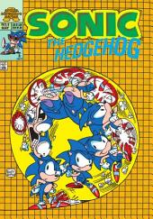 Sonic the Hedgehog Mini-Series #3