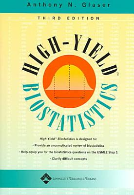 High yield Biostatistics PDF