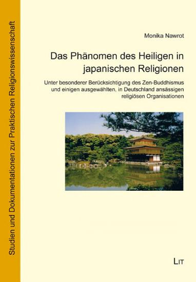 Das Ph  nomen des Heiligen in japanischen Religionen PDF