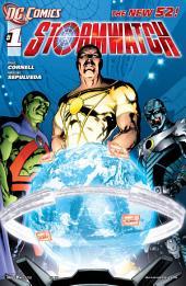 Stormwatch (2012-) #1