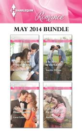 Harlequin Romance May 2014 Bundle: Expecting the Prince's Baby\The Millionaire's Homecoming\The Heir of the Castle\Swept Away by the Tycoon
