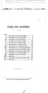 Lettres inédites de Restif de Labretone, pour faire suite à la collection de ses œuvres