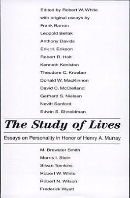 The Study of Lives PDF