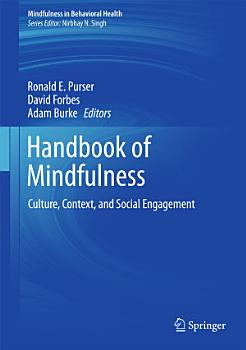 Handbook of Mindfulness PDF