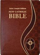 St  Joseph New Catholic Bible
