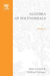 Algebra of Polynomials