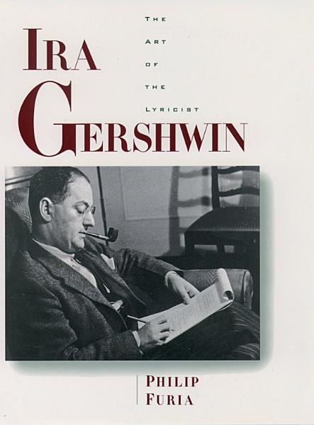 Download Ira Gershwin Book
