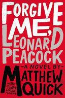 Forgive Me  Leonard Peacock PDF