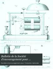 Bulletin de la Société d'encouragement pour l'industrie nationale: Volume60