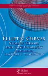 Elliptic Curves: Number Theory and Cryptography, Second Edition, Edition 2