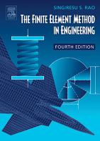 The Finite Element Method in Engineering PDF