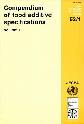 Compendium of Food Additive Specifications PDF